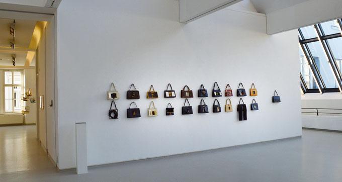 """In memoriam"", Thema Aberglaube, Projekt zur Hexenverfolgung in Siegburg, Stadtmuseum Siegburg"