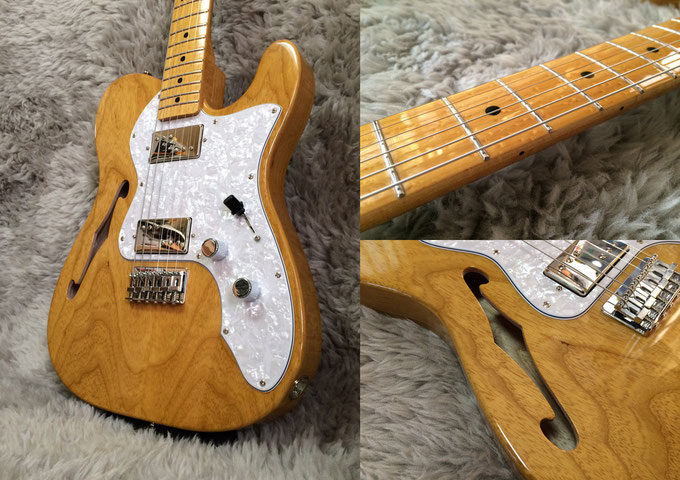 Telecaster Thinline Type