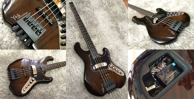Unity Bass #001
