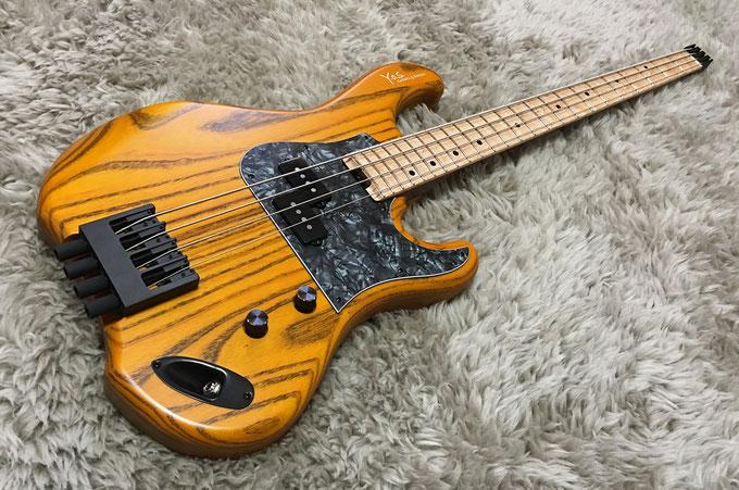 Y.O.S.ギター工房 Unity Bass #002
