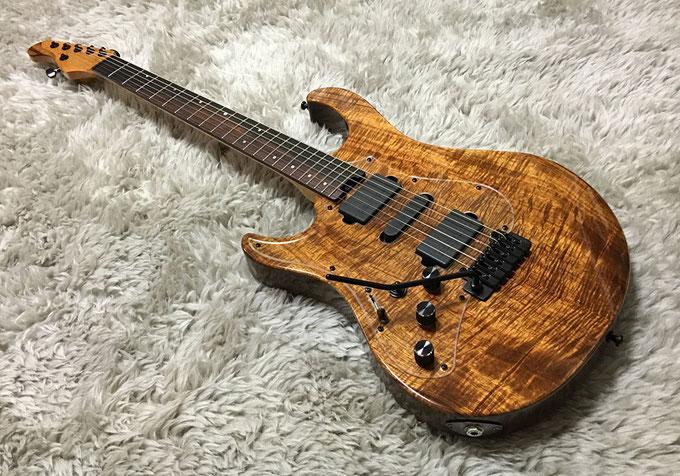 レフトハンド オーダーギター