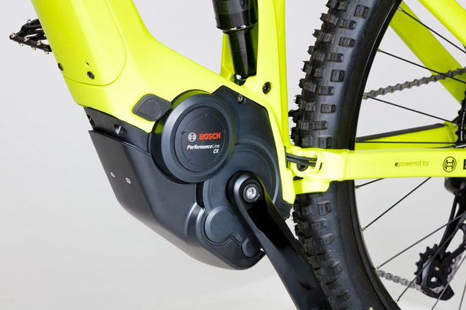 електрическо колело, мотор, Bosch, performance line cx