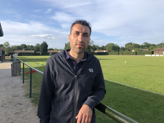 Jérome Landureau quitte le club pour raisons professionnelles.