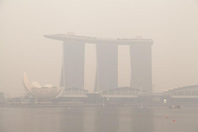 Bahía de Singapur
