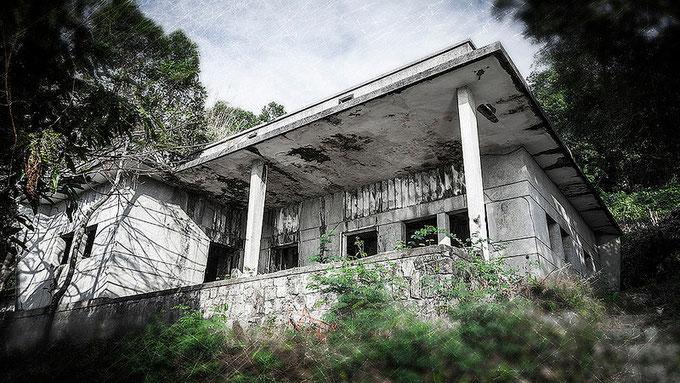 Villa abandonada