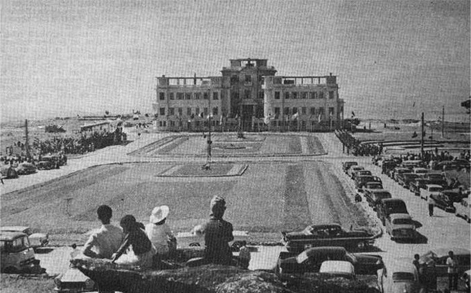 Hotel Bokor Palace, en la decada de los 50