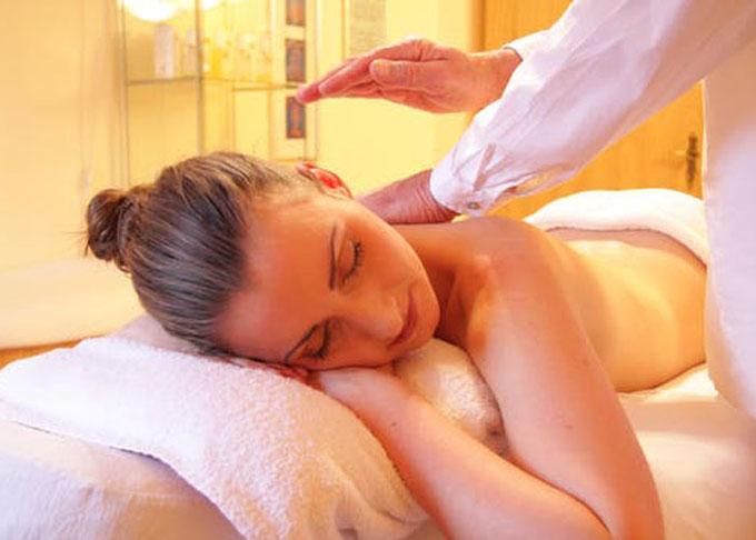 wellness wochenende mit Massage