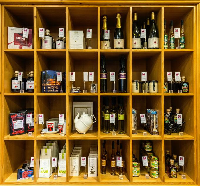 Shop in Hillesheim - Geschenke und Präsentkörbe Weihnachten Bücher