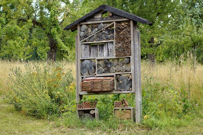 Insektenhotel - Quelle: pixabay - Marzena7