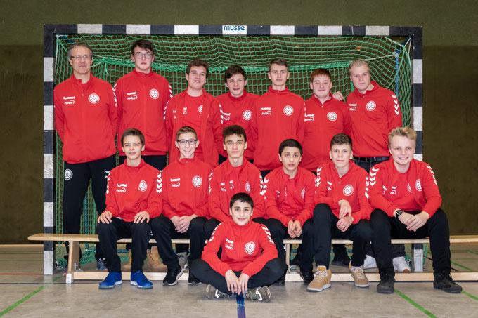 männl. B-Jugend - Saison 2016/17