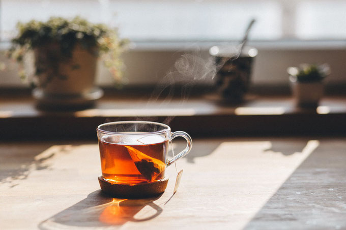 Navigate the tea selection & figure out what are the best types of tea for your health. Enjoy tea in a warm mug or incorporated into a delicious recipe. #sponsored #amyseatlist #teatime #lipton #unilever