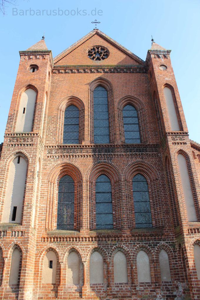 Kirche Kloster Lehnin bei Brandenburg Stadt