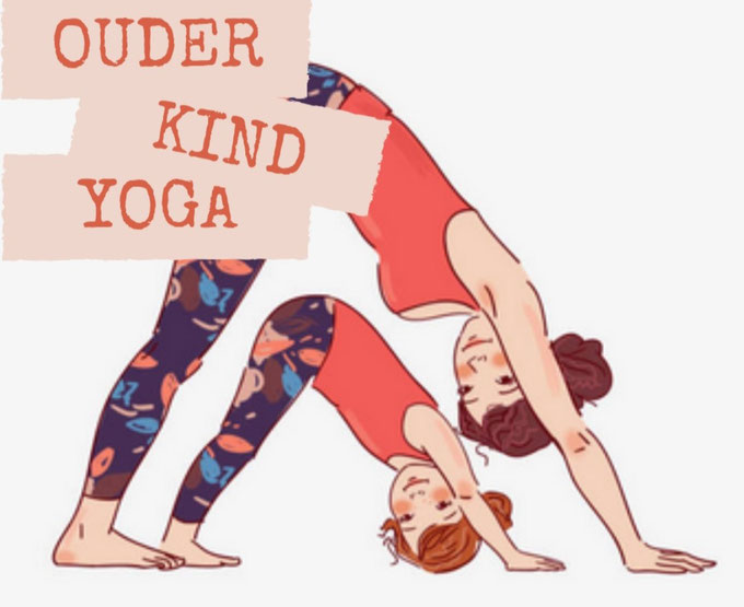Image result for ouder en kind yoga