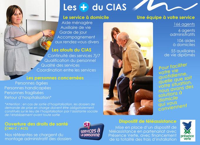 CIAS des Pyrénées Audoises