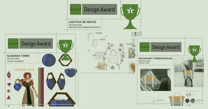 WOLA Design Wettbewerb 2020 Logo