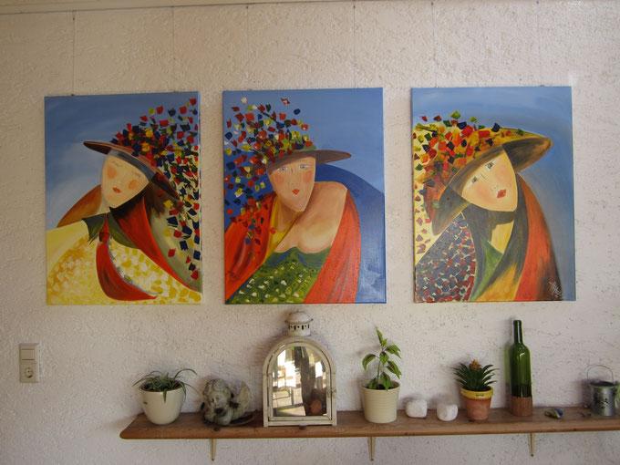 Ausstellung Atelier Sulzbach
