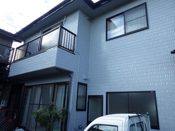 屋根外壁塗り替え後