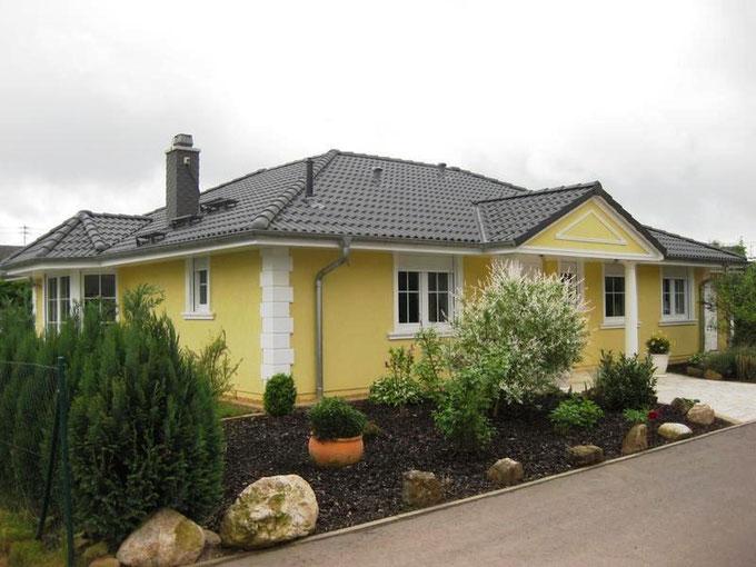 F-WB 97 Winkelbungalow mit 4 Zimmer plus Küche Bad Diele und HWR