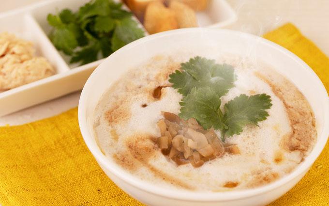 鹹豆漿(シェントウジャン)ってなに?台湾の朝ごはんとして食されている豆乳スープ ジョワーヌ東京