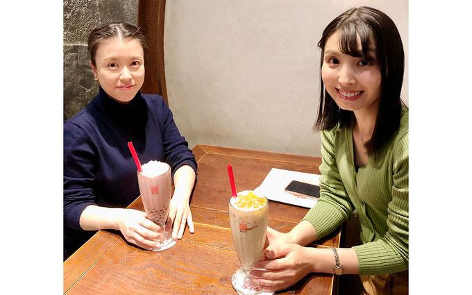 春水堂の新メニューの試食会へジョワーヌ東京編集部が行ってきました!
