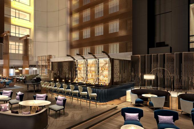 ストリングスホテル東京インターコンチネンタルのストロベリーアフタヌーンティー ジョワーヌ東京