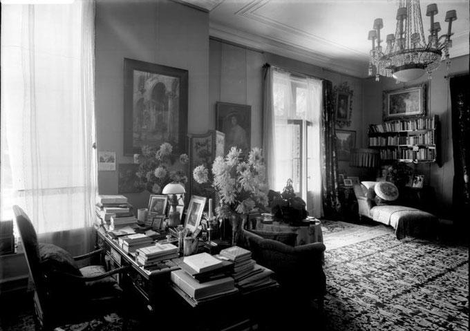 Salon der Kaiserin. Haus Doorn 1933