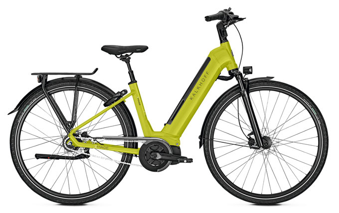 Kalkhoff Image Move I8 City e-Bikes 2018