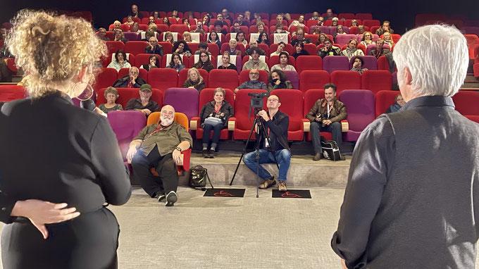 11 novembre 2019 - Ouverture du Festival de Film de Muret