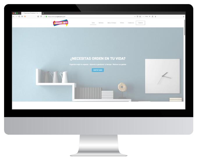 Página web de AorganiZarte