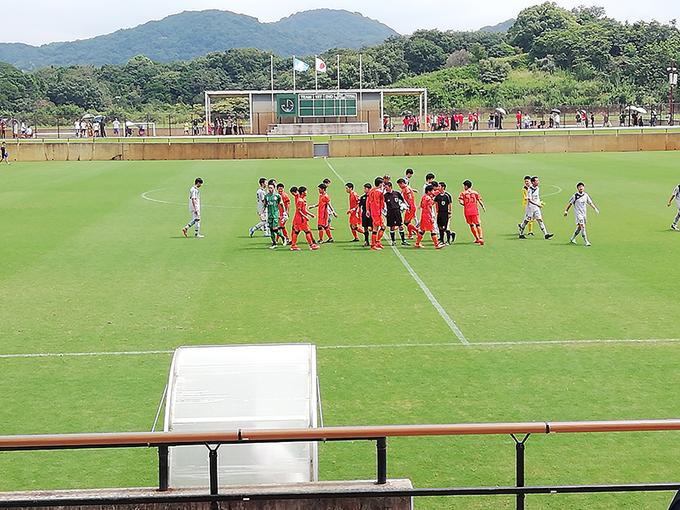 FCAWJ 社会人2部サッカーリーグ後半開幕戦