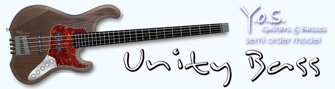 セミオーダーUnity Bass