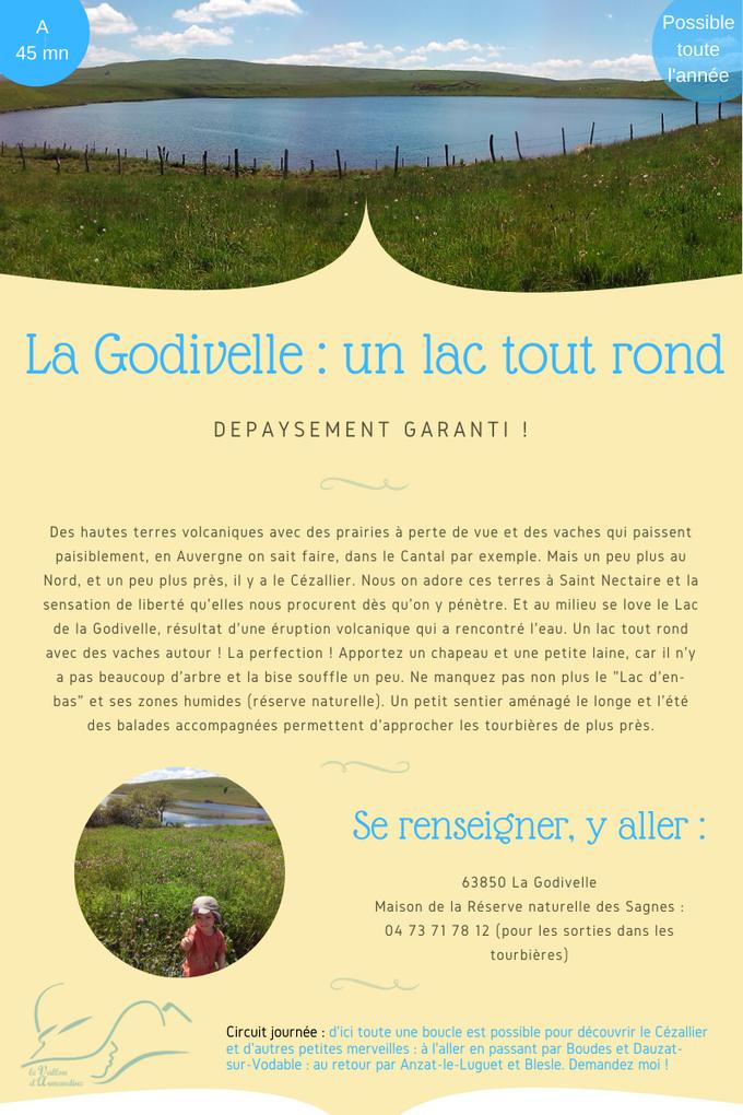 séjour éco-responsable près des volcans d'Auvergne