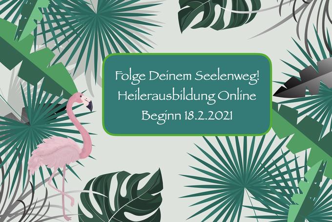 Heilerausbildung beginn 18.2.2021