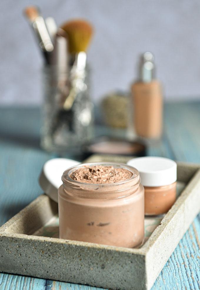 BB Cream - getönte Tagescreme selbst gemacht, Thermomix, selbst gemachte Kosmetik