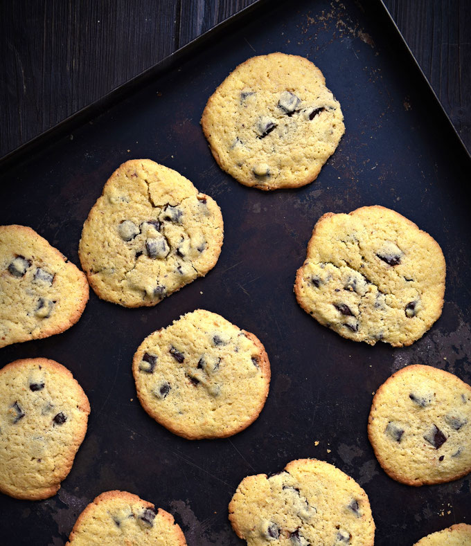 Amerikanische XXL Cookies Thermomix