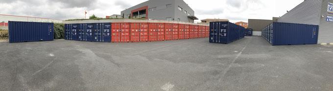 Box de stockage beziers