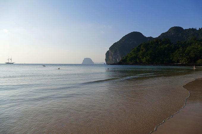Charlie Beach, Koh Mook, Thailand