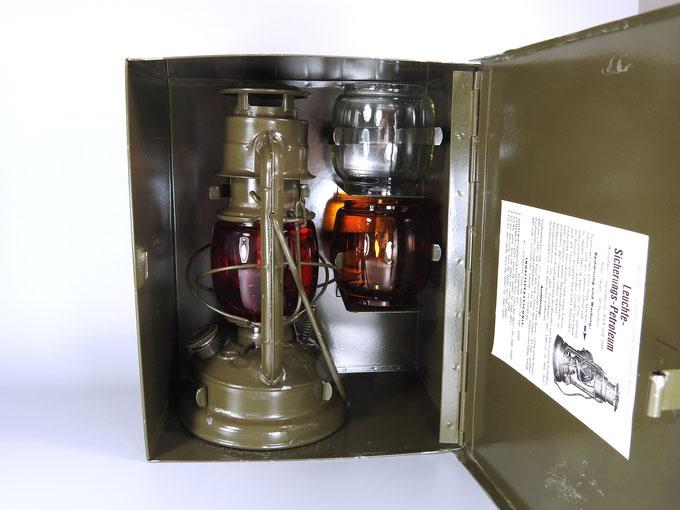 BW ASA 682 Kerosene Lamp Oil Lantern Aenne Sartorius Wuppertal