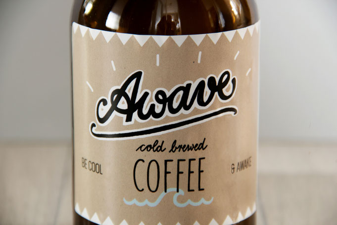 Packaging packaging design, cold brewed coffee, coffee