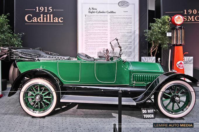 Cadillac Type 51 Phaeton V8 1915