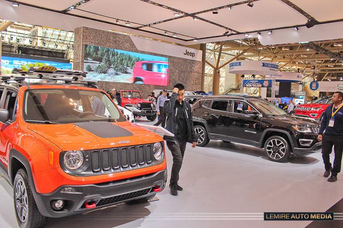 CIAS 2017: FCA Jeep