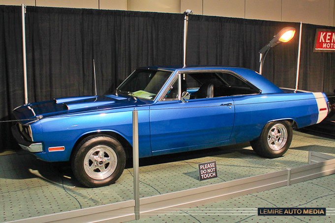 Dodge Dart Swinger 1971 George Vigh Muscle car matchup