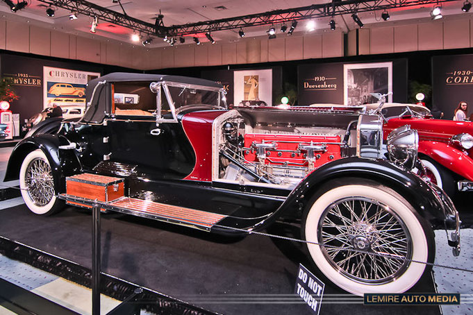 Isotta Fraschini Tipo 8A Super Spinto 1928