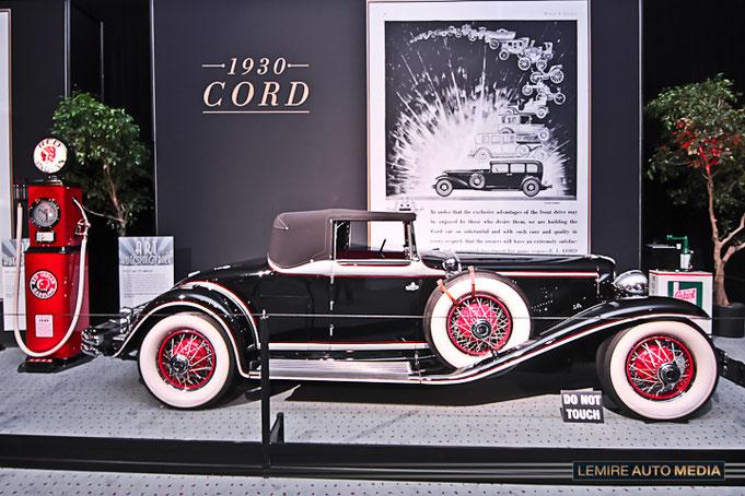 Cord L-29 Cabriolet 1930