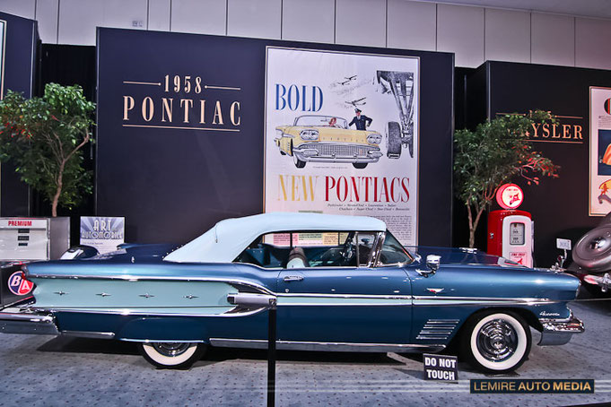 Pontiac Parisienne 1958