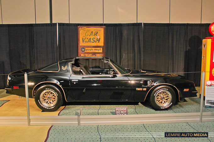 Pontiac Trans Am 1977 John Antoniadis Muscle car Matchup
