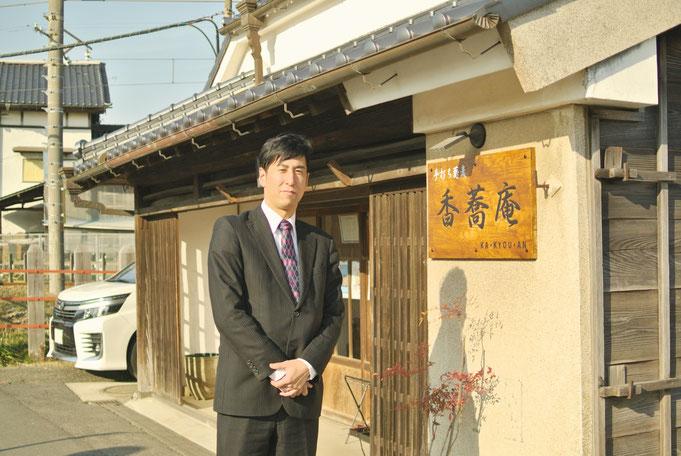 地元・佐原を中心に遺品整理はじめ、空き家の管理などお手伝いいたします CNS株式会社代表取締役 鈴木侑也(すずき ゆうや)