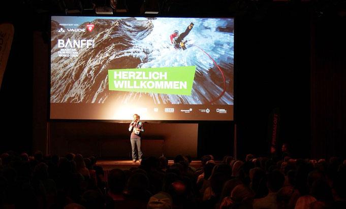Unterwegs mit dem Banff Mountain Film Festival