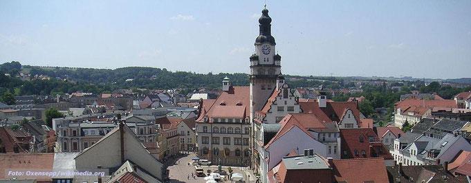 Brautführer Meißen - Heiraten im historischen Rathaus Döbeln