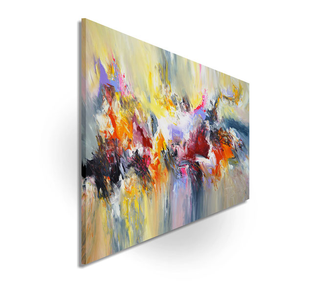 ready to hang, contemporary artwork